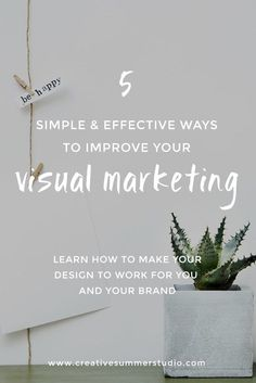 If you're a blogger, you have to learn how to sell yourself and how to create a recognizable brand. We share on the blog how to make your design to work for you and how to start doing a better visual marketing. It's time to learn about the most common design mistakes, how to avoid them and how to make your readers stay longer on your blog. Click here to read the entire article.