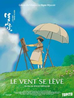 Top 10 des affiches de Miyazaki animées en gifs, un petit hommage pour un grand monsieur Anime Titles, Film Anime, Film Animation Japonais, Animation Film, Film D'animation, Film Books, Hayao Miyazaki, Otaku Anime, Anime Manga
