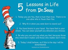 5 Lessons In Life From