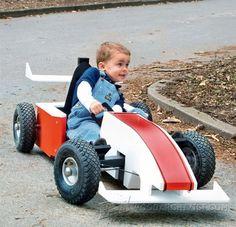 3770-DIY Formula 1 Go Kart