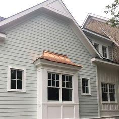 57 Super Ideas for exterior house paint sea salt Exterior Stairs, House Paint Exterior, Exterior Paint Colors, Exterior House Colors, Paint Colors For Home, Exterior Design, Interior And Exterior, Sea Salt Paint, House Shutters