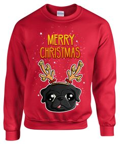 Nala Christmas Jumper from pointlessblog Ugly Christmas Jumpers, Cute Christmas Wallpaper, Zoella, Ugly Sweater, Youtubers, Pugs, Merry Christmas, Cool Outfits, Graphic Sweatshirt
