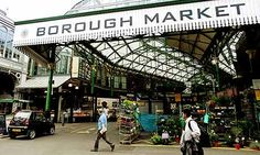 images borough market | Borough Market is a wholesale and retail food market. It is also for ...