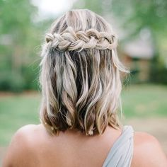 Boho Hairstyles for Medium Hair | 50 Fabulous Short Hairstyles Ideas | Hair Motive Hair Motive