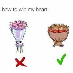 ;-) both is preferable! lol