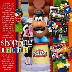MS TC #105: DTD shopping