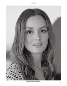 Our portraits to: LEIGHTON MEESTER. Photo: courtesy of #biotherm #leightonmeester #gossipgirl #countrystrong #celebs