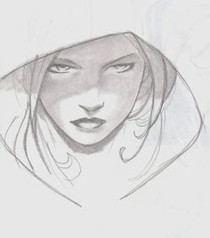 This is cool yet simple. I like it. (And also this is supposedly Rogue. Which is cool too, but I don't totally see it.)