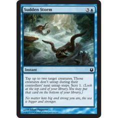Sudden Storm (foil)