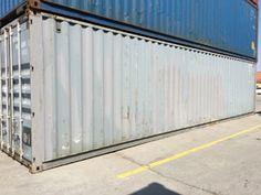Containere maritime Constanta, stocuri si vanzari containere, Estpoint are in permanenta pe stoc containere maritime pentru depozitare si containere navale.