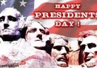 Presidents Day A Federal Holiday