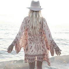 ☮ American Hippie Bohéme ☮  Rose Boho ☮
