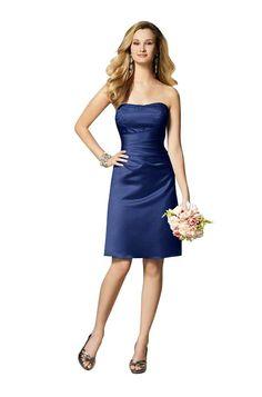 Alfred Angelo 7027 S Bridesmaid Dress | Weddington Way