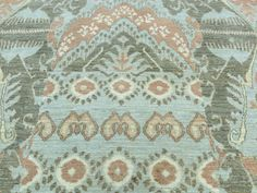 Hand-Knotted 100 Percent Wool Ikat Uzbek Oriental Rug- Product:8-2-x10-3-Hand-Knotted-100-Percent-Wool-Ikat-Uzbek-Oriental-Rug-Sh35610