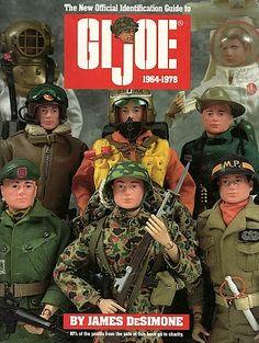 Cover of the GI Joe ID guide.