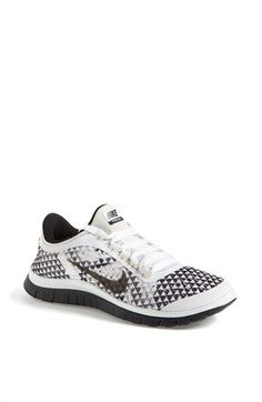 Nike 'Free 3.0 v5' Running Shoe (Women) available at #Nordstrom