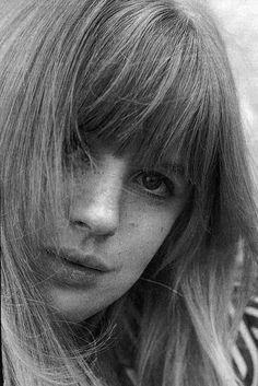 Marianne Faithfull by Tony Gale | ca. 1965