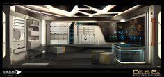 Deus Ex: Mankind Divided / Part6, Herve Groussin aka Nuro on ArtStation at https://www.artstation.com/artwork/3mBN2