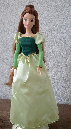 Belle has a new Dress!!!   por illina86