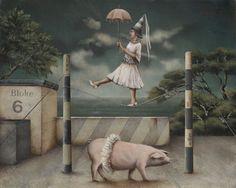Made by: Tyson Grumm  - (Tightrope walker)