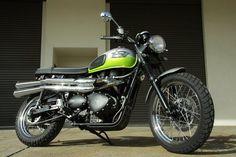 My 08' Triumph Scrambler 900