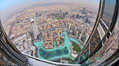 Widok z Twin Tower