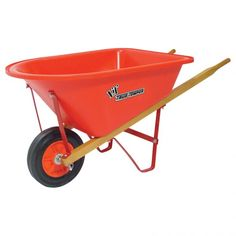 Lil' True Temper Wheelbarrow