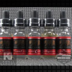 Good afternoon! Spyglass Vapor is proud to carry Khali Vapors. We have various flavors in-stock right now at our Tomball, TX location (just north of Houston).  Come on by to purchase some today! :) #spyglass #spyglassvapor #spyglasselixir #cloudcouch #eli