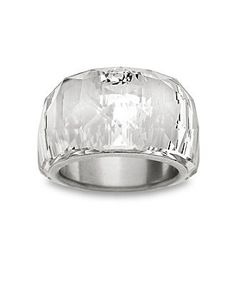 Swarovski Ring, Crystal Ring - Fashion Rings - Jewelry & Watches - Macy's