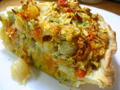 Roasted Root Vegetable Pie: Round up the rutabagas, summon up the squash