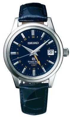 Haute Time Writes about a Seiko. Yes, a Seiko. Grand Seiko GMT 10th Anniversary