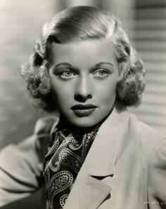 Lucille Ball c.1936