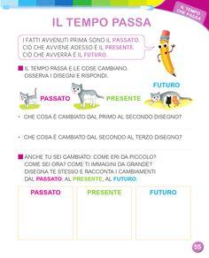 Matita e gomma 1 - Discipline San Rocco, Italian Language, School Life, Primary School, Kids And Parenting, Weather, Future Tense, Learning Italian, Photos