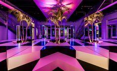 Among the fair's many highlights is 2016 Designer of the Year Rafael de Cárdenas' 'Neon Jungle' installation