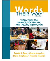 """UNDERSTANDING Words Their Way is a fantastic resource for teachers to use when developing word study programs for students. Words Their Way highlights a hands-on approach on how to """"integrate and teach children phonics, vocabulary, and spelling skills."""" This book has a variety of assessments, daily lessons and plenty of activities for student use and learning."""