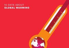ISSUU -  10 DATA GLOBAL WARMING Global Warming, Make It Simple