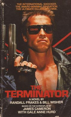The Terminator novelization by Randall Frakes & Bill Wisher