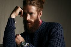 London Calling: Tickled by Beards - Vogue Daily - Fashion and Beauty News and Features