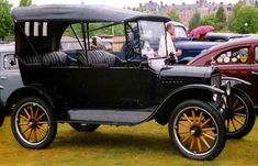 1920 Ford Model T Touring