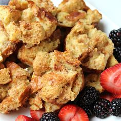 French Toast Muffins.