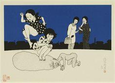 TOSHIO SAEKI exhibitions - Gallery DA-END, 17 rue Guénégaud, 75006 Paris