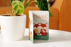 Blog: Geboortekaartje Rowas – LINSPIRATION