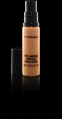 MAC Cosmetics: Pro Longwear Concealer- I'm impressed and HAPPY