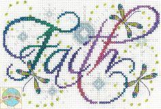 Design Works - Faith - Cross Stitch World