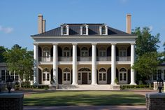 Neoclassical Estate   Bluffton South Carolina - traditional - exterior - charleston - Historical Concepts & 189 best Exterior Home Styles images on Pinterest   My dream house ...
