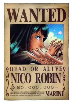 One Piece Wanted Poster Template . 32 One Piece Wanted Poster Template . 18 Wanted Poster Design Templates In Psd Anime One Piece, Zoro One Piece, One Piece 1, Nico Robin, Otaku, Robin One Piece, Poster One Piece, Anime Disney, One Piece Bounties