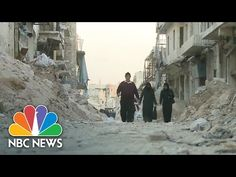 Aleppo Video Diary: 'We Don't Deserve All This Death' | NBC News