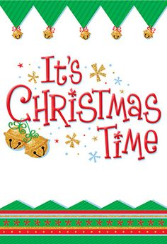 """Its Christmas"" printable card. Customize, add text and photos. print for free! #Christmas #card"