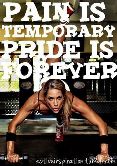 Pride is forever