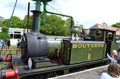 Southern Trains, Southern Railways, Tug Boats, Steam Engine, British Style, Locomotive, Newport, Brighton, Terrier